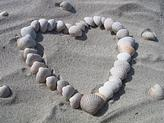 Urlaub - Postkarten: Strand Motive